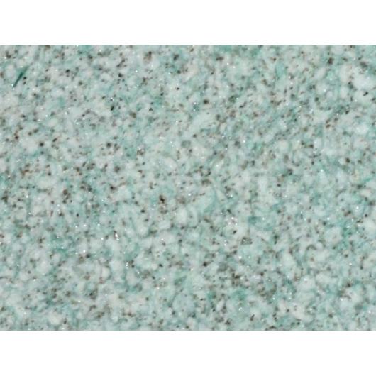 Жидкие обои Bioplast № 863 бело-зеленые
