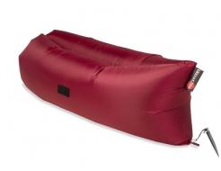 Купить Надувной шезлонг-лежак.top standart бордовый - 25