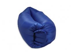 Купить Надувной шезлонг-лежак.top standart синий - 7