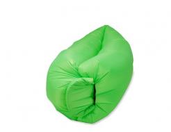 Купить Надувной шезлонг-лежак.top standart зеленый неон - 29