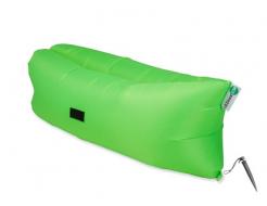 Купить Надувной шезлонг-лежак.top standart зеленый неон - 31