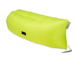 Купить Надувной шезлонг-лежак.top standart желтый неон - 28