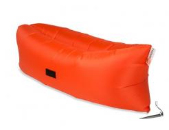Купить Надувной шезлонг-лежак.top standart оранжевый - 19