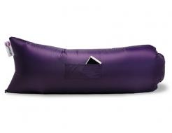 Купить Надувной шезлонг-лежак.top standart фиолетовый - 55