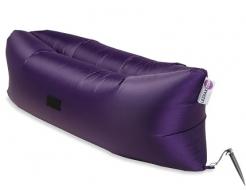 Купить Надувной шезлонг-лежак.top standart фиолетовый - 53