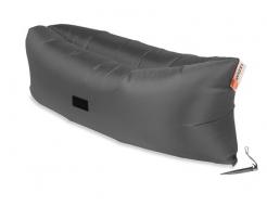 Купить Надувной шезлонг-лежак.top standart серый - 10