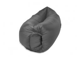 Купить Надувной шезлонг-лежак.top standart серый - 11