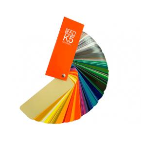 Каталог цветов RAL - K5 Classic глянцевый - изображение 2 - интернет-магазин tricolor.com.ua