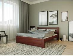 Кровать Жасмин 90х190 бук, цвет натуральное дерево - изображение 4 - интернет-магазин tricolor.com.ua
