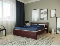 Кровать Жасмин 90х190 бук, цвет натуральное дерево - изображение 5 - интернет-магазин tricolor.com.ua