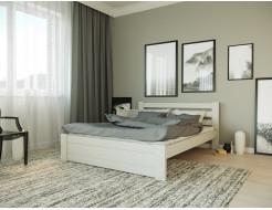 Кровать Жасмин 90х190 бук, цвет натуральное дерево - изображение 7 - интернет-магазин tricolor.com.ua