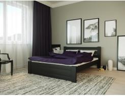 Кровать Жасмин 90х200 бук, цвет натуральное дерево - изображение 6 - интернет-магазин tricolor.com.ua
