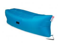 Купить Надувной шезлонг-лежак.top premium голубой - 35