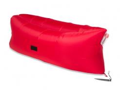 Купить Надувной шезлонг-лежак.top premium красный - 43