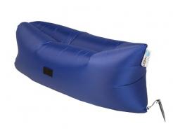 Купить Надувной шезлонг-лежак.top premium электрик (синий) - 48