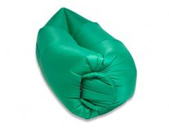 Купить Надувной шезлонг-лежак.top premium зеленый - 40