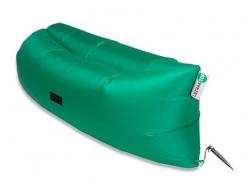 Купить Надувной шезлонг-лежак.top premium зеленый - 39