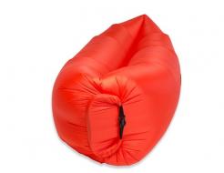 Купить Надувной шезлонг-лежак.top premium оранжевый - 45