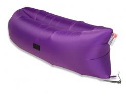 Купить Надувной шезлонг-лежак.top premium фиолетовый - 52