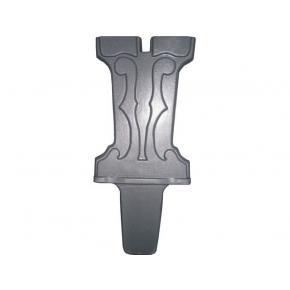 Форма Стола - ножка стола АБС MF 6х70х50 см