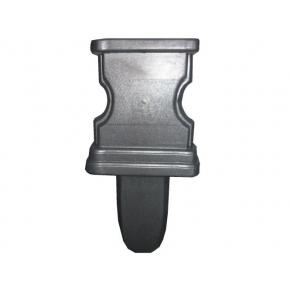 Форма скамейки - ножка АБС MF 7х40х35 см