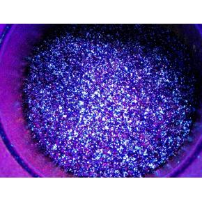 Пигмент Хамелеон-хлопья Tricolor 1105 Красный-фиолетовый-голубой