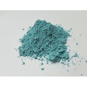 Пигмент термохромный +17 Tricolor зелёный малахит
