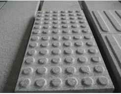 Форма для тротуарной плитки тактильная