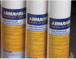 Малярный стеклохолст ArmaWall-40-20 - изображение 2 - интернет-магазин tricolor.com.ua