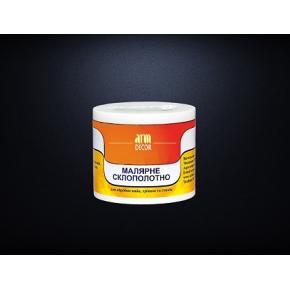 Малярный стеклохолст ArmDecor для стыков 0,1 м-25 м