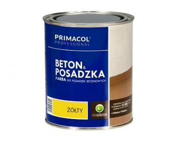 Краска для бетона и бетонных покрытий Primacol (серая)