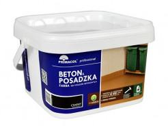 Краска для бетона и бетонных покрытий Primacol (черная) - изображение 2 - интернет-магазин tricolor.com.ua