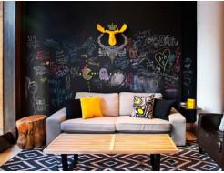 Интерьерная грифельная краска Primacol (темно-фиолетовая) - изображение 3 - интернет-магазин tricolor.com.ua