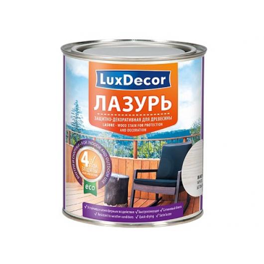 Лазурь для дерева LuxDecor (венге) - интернет-магазин tricolor.com.ua