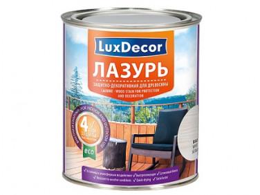 Лазурь для дерева LuxDecor (красное дерево)