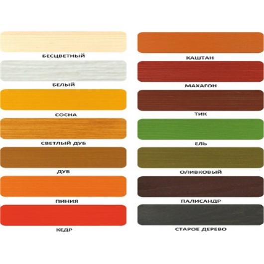 Пропитка для дерева LuxDecor Plius (бесцветная) - изображение 3 - интернет-магазин tricolor.com.ua