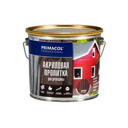 Акриловая пропитка для древесины Primacol Classic (венге) - интернет-магазин tricolor.com.ua