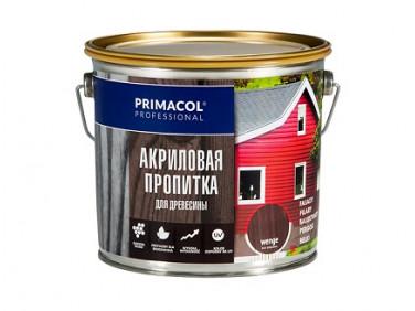 Акриловая пропитка для древесины Primacol Classic (итальянский орех)