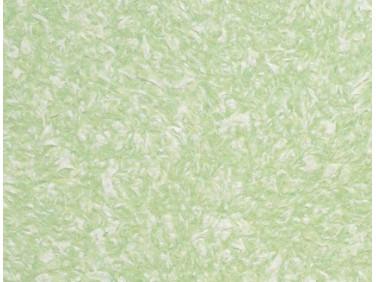 Жидкие обои Юрски Орхидея 819 бело-зеленые