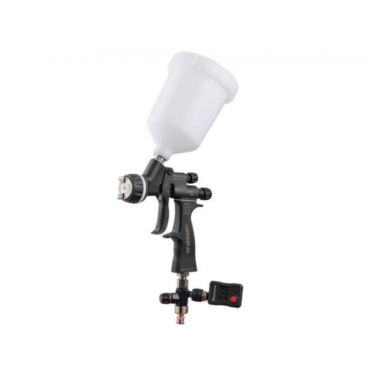 Краскопульт Genesi Carbonio Walcom 360 HTE Clear 1,2mm - интернет-магазин tricolor.com.ua