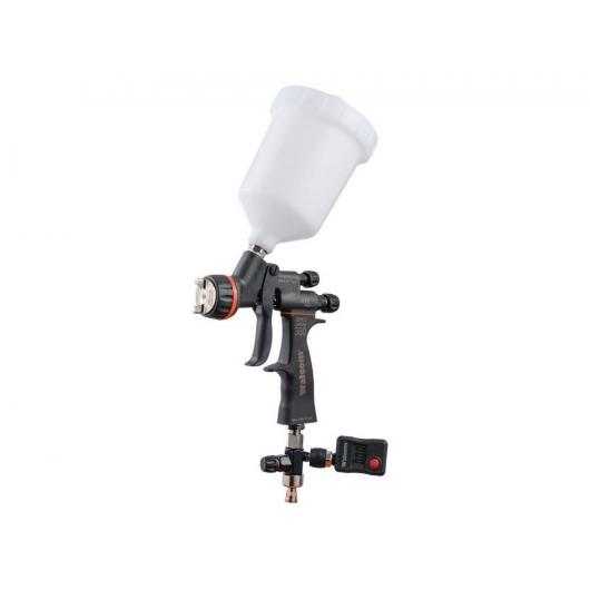 Краскопульт Genesi Carbonio Walcom 360 HTE Base 1,4mm - интернет-магазин tricolor.com.ua