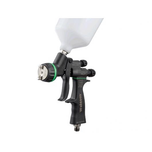 Краскопульт Genesi Carbonio Walcom 360 HVLP 1,3mm - изображение 3 - интернет-магазин tricolor.com.ua
