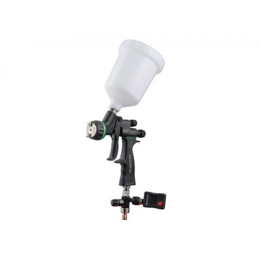 Краскопульт Genesi Carbonio Walcom 360 HVLP 1,3mm - интернет-магазин tricolor.com.ua