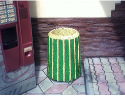 Форма для мусорной урны - изображение 2 - интернет-магазин tricolor.com.ua