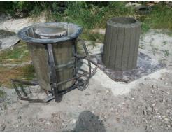 Форма для мусорной урны - изображение 5 - интернет-магазин tricolor.com.ua
