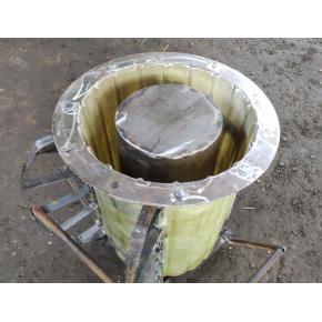 Форма для мусорной урны MA - изображение 2 - интернет-магазин tricolor.com.ua