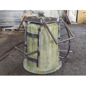 Форма для мусорной урны MA - изображение 3 - интернет-магазин tricolor.com.ua