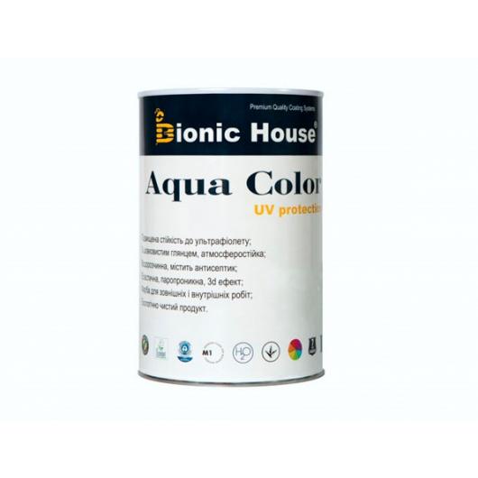 Акриловая лазурь Aqua color – UV protect Bionic House (бесцветная) - изображение 2 - интернет-магазин tricolor.com.ua