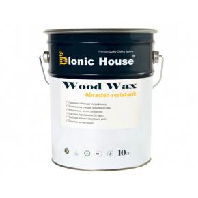 Акриловая эмульсия с воском Wood Wax Bionic House (бесцветная) - изображение 2 - интернет-магазин tricolor.com.ua