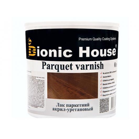 Лак паркетный Joncryl Bionic House (глянец) - интернет-магазин tricolor.com.ua